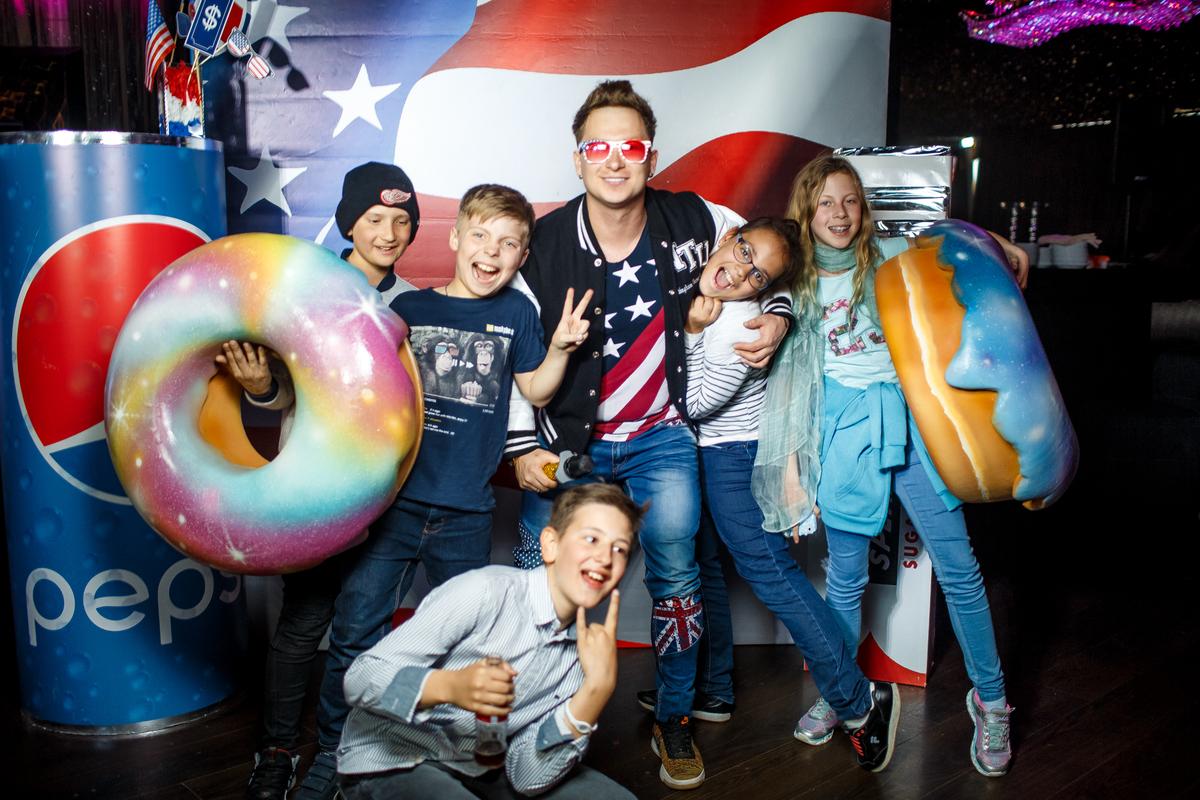 Проект Dasha`s American birthday party фото 0c6a0707