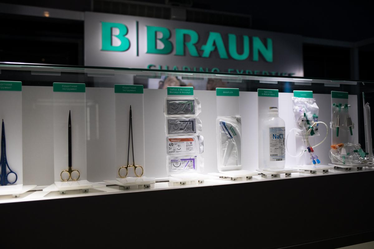Проект 10 — летие компании B.BRAUN MEDICAL UKRAINE фото 0z3a4475