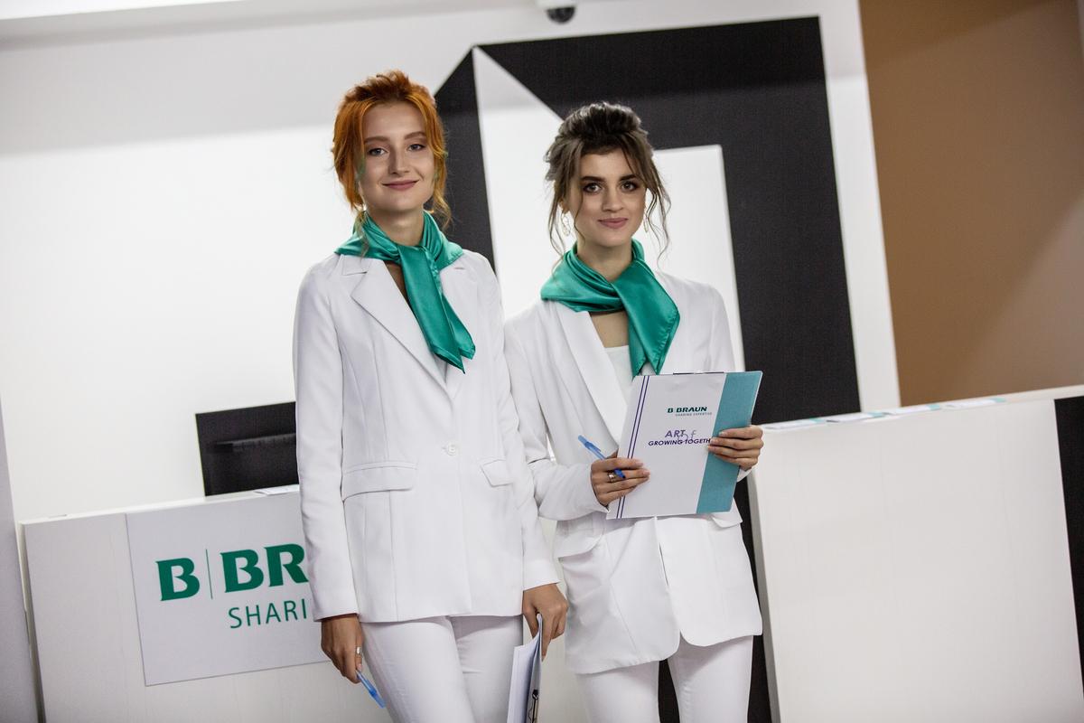 Проект 10 — летие компании B.BRAUN MEDICAL UKRAINE фото c07a9621