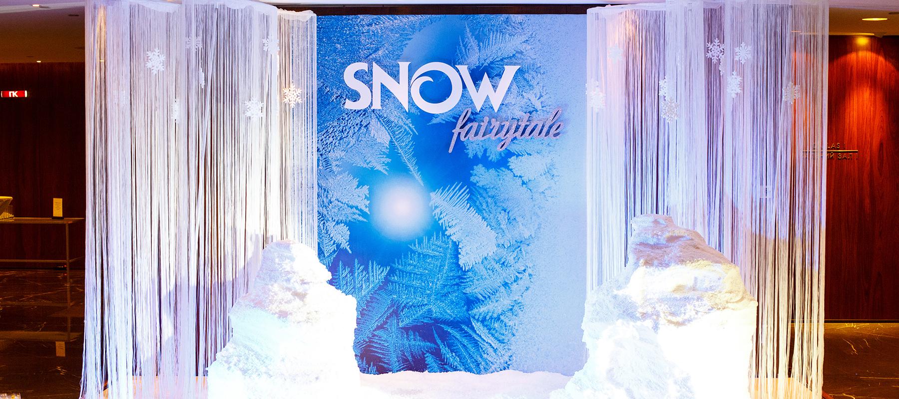 SNOW FAIRYTALE