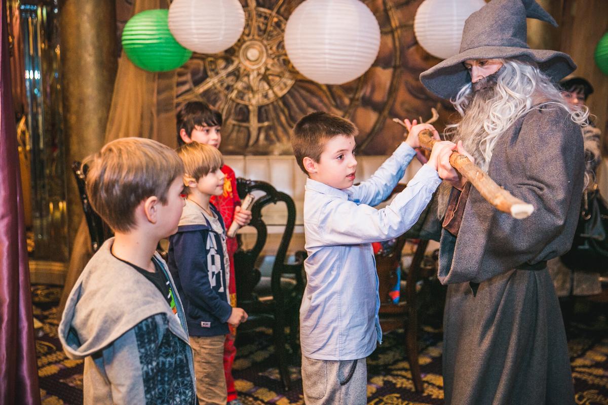 Проект Hobbit birthday party фото img_1307