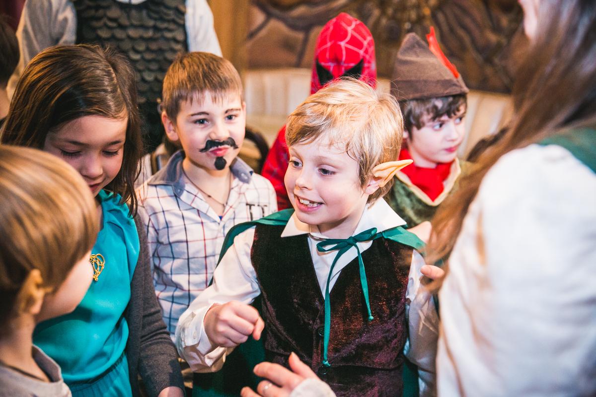 Проект Hobbit birthday party фото img_1342