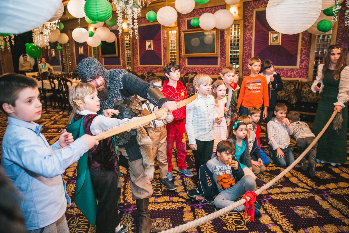 Проект Hobbit birthday party фото img_1565