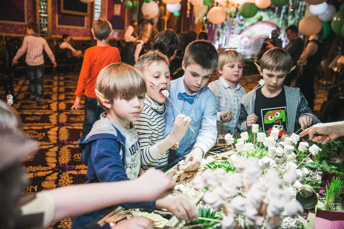 Проект Hobbit birthday party фото img_1618