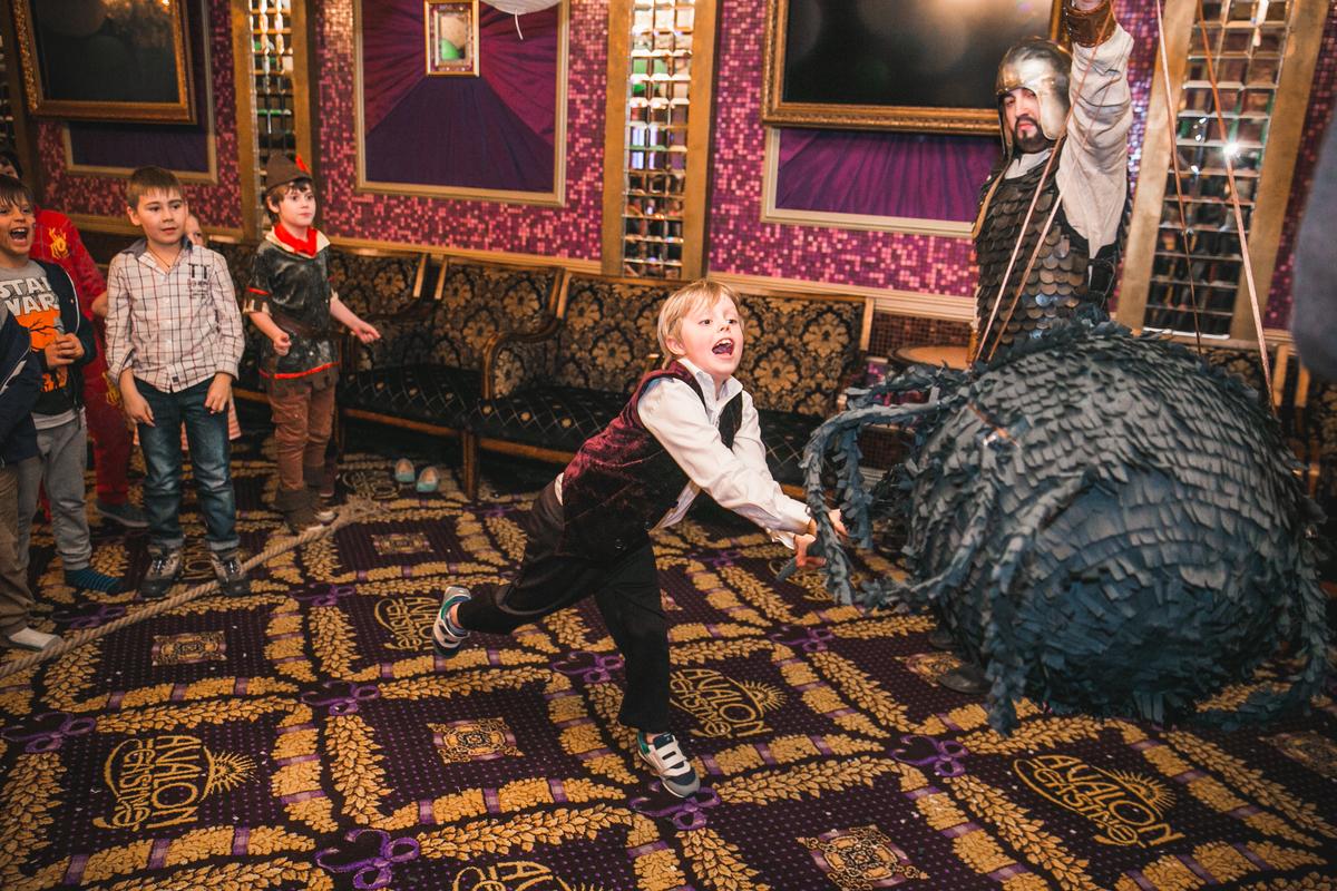 Проект Hobbit birthday party фото img_1820