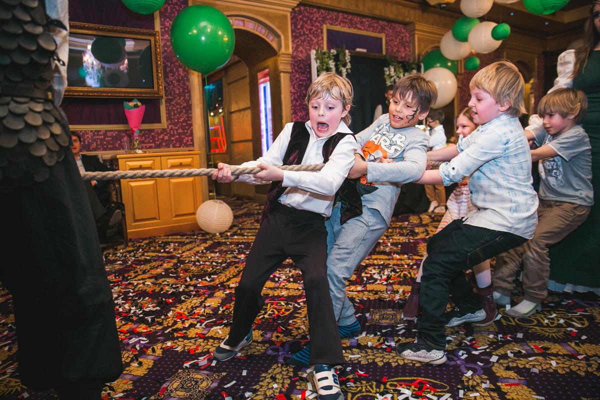 Проект Hobbit birthday party фото img_1996
