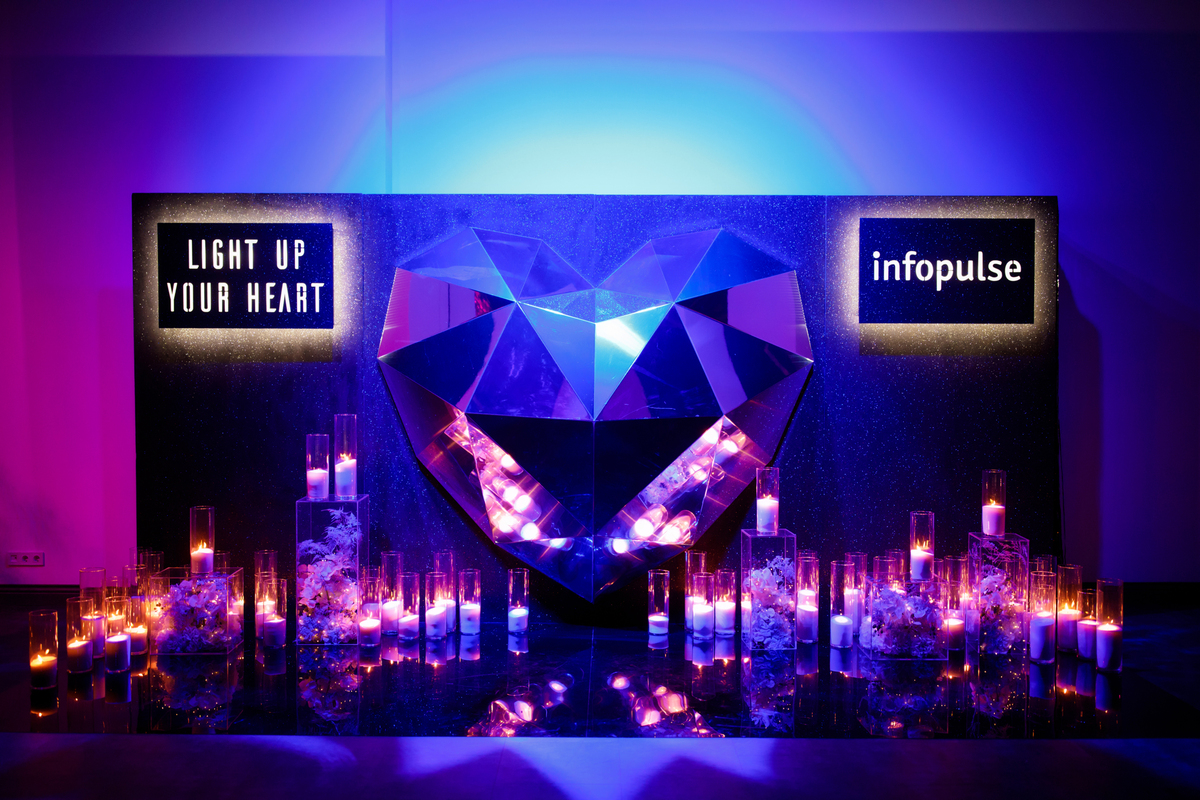 Проект Light up your heart фото light-up-your-heart